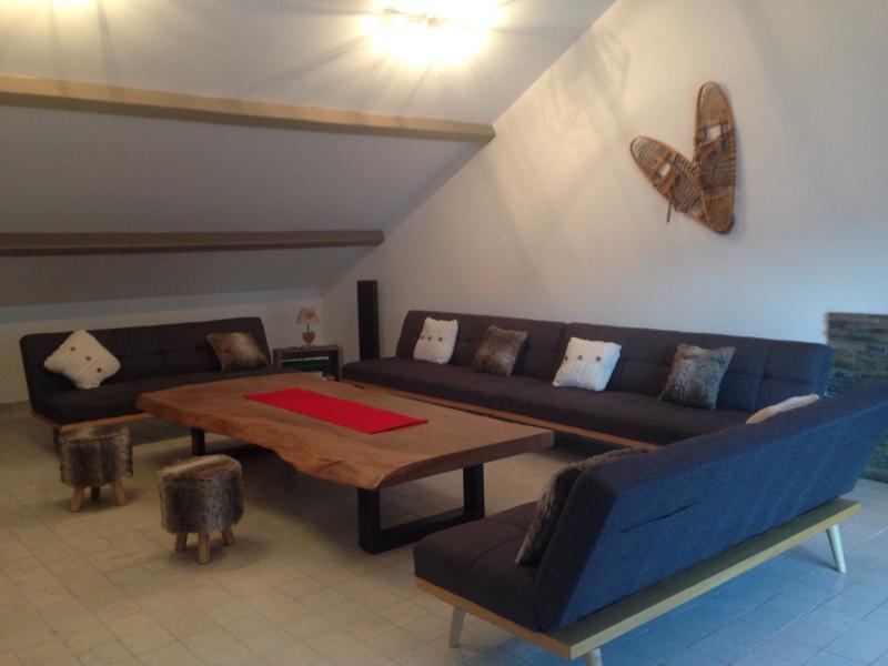 La maison au cœur de la montagne, holiday rental in Gouaux