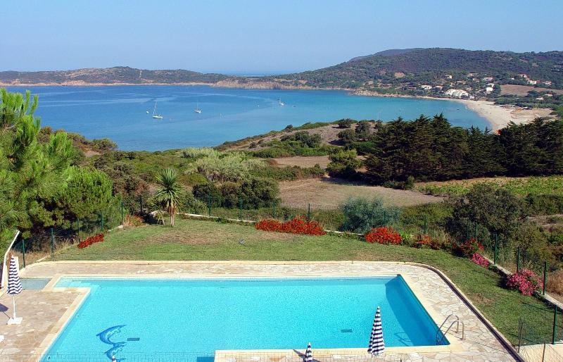 Résidence Ellada 3, location de vacances à Corse-du-Sud