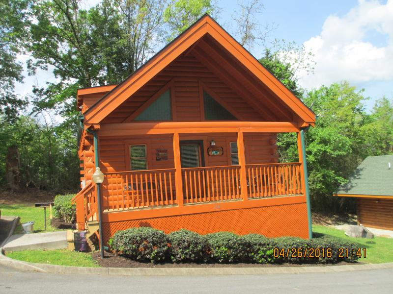 loved the cabin review of b d s cabin pigeon forge tn tripadvisor rh tripadvisor com