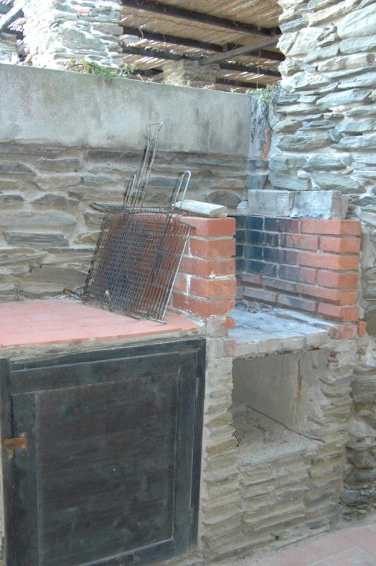 BBQ in the backyard