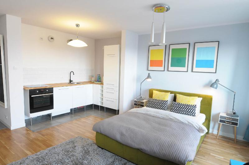 Apartment Arena Krakow, casa vacanza a Wegrzce