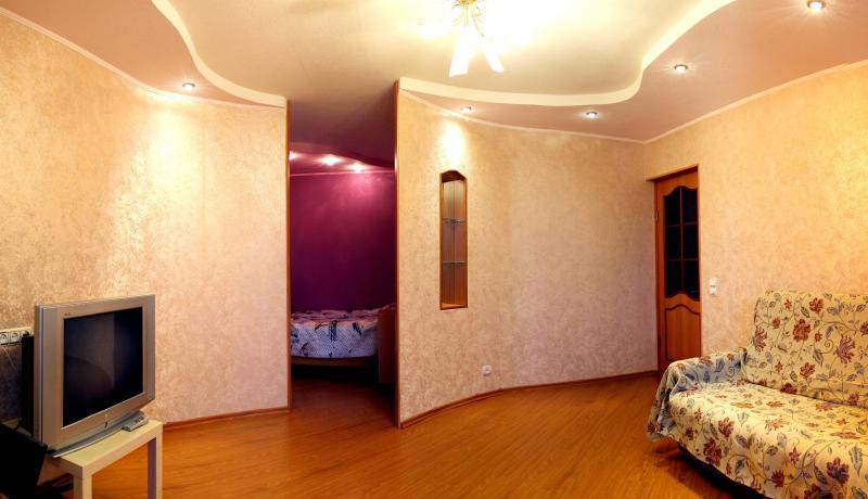 Апартаменты 3-11 Уютный Тихвин, vacation rental in Leningrad Oblast