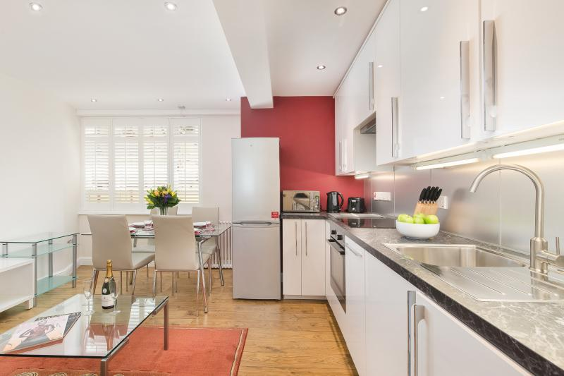 The perfect flat for your next stay in London