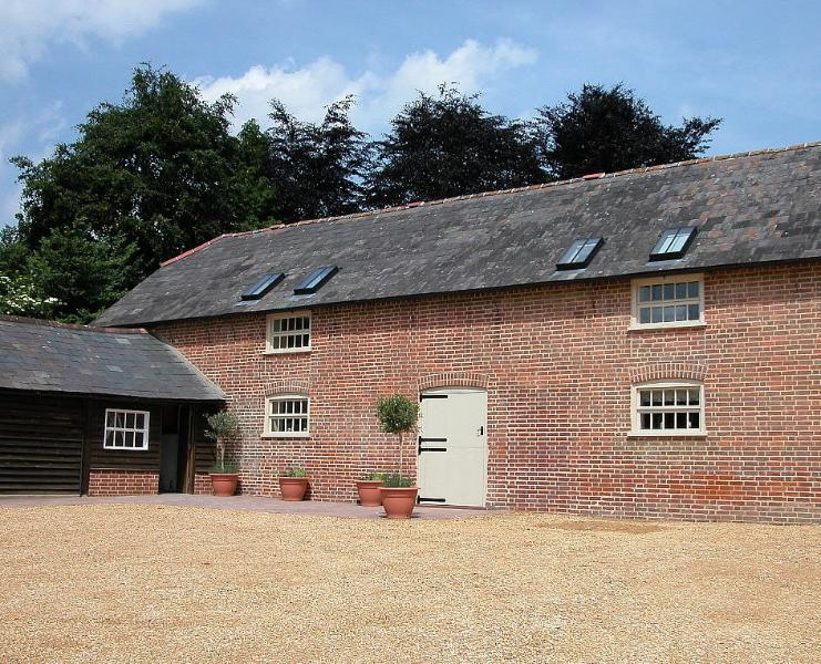 The Tallet and Stable Cottage have been converted from the mellow brick stables at Manor Farm