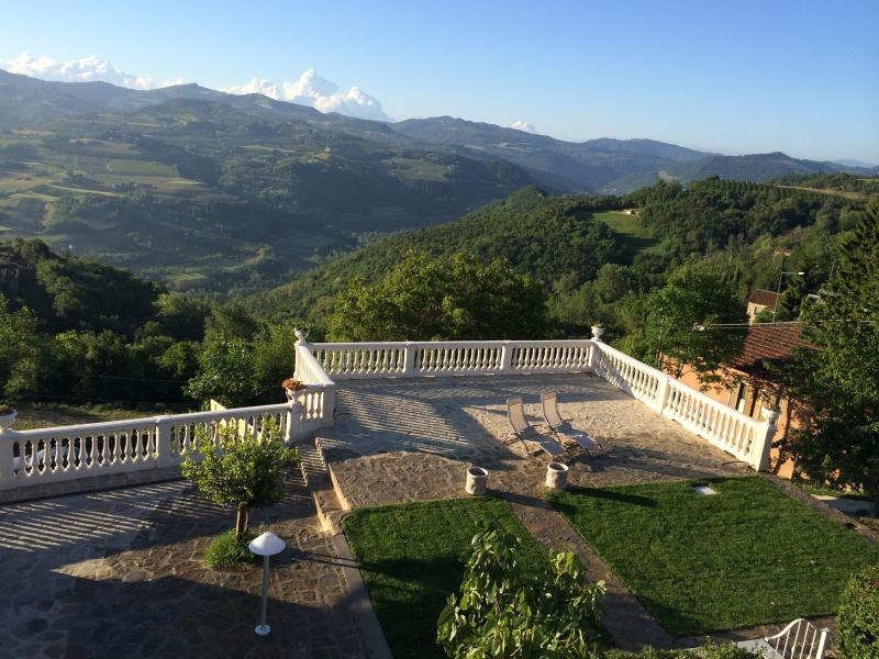 solarium e terrazza panoramica