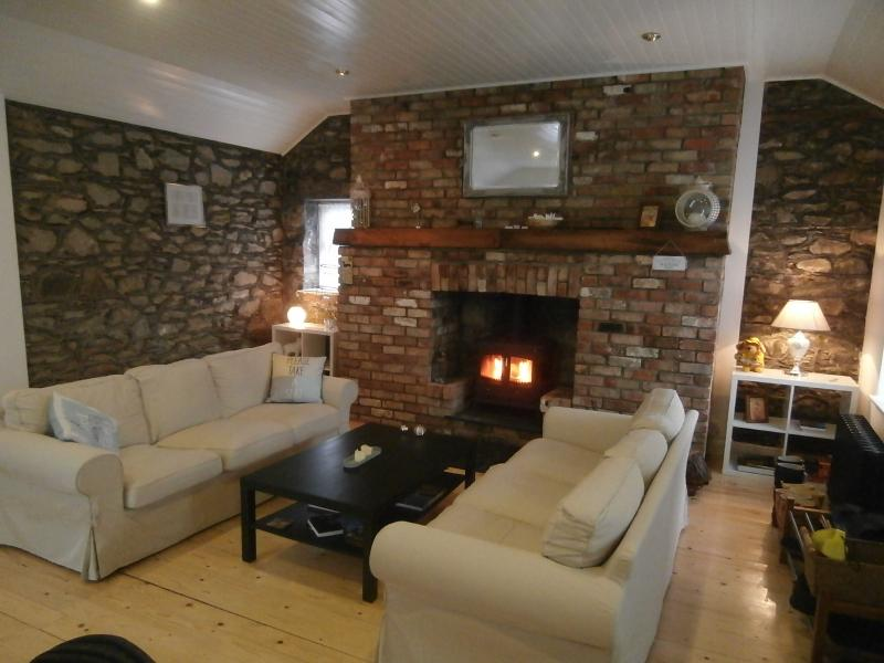 Lovely cottage in the countryside, vacation rental in Kells