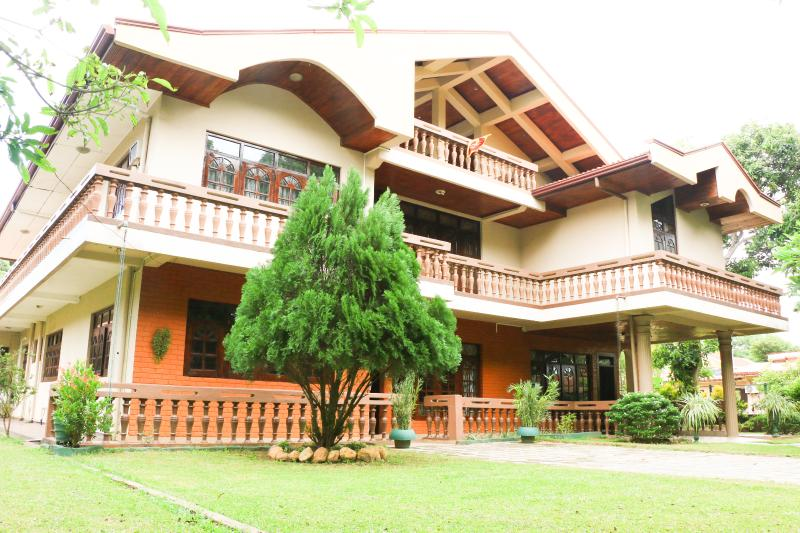 Full view of the Villa