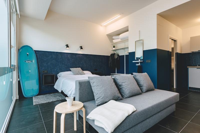 Salbide Apartamentos Apartamento 'Kalea' con opción de Garaje Privado – semesterbostad i Azpeitia