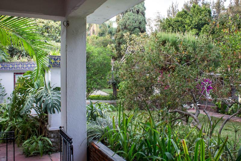 Vista de alrededores de Villa Xochimilco/ Views around Villa Xochimilco