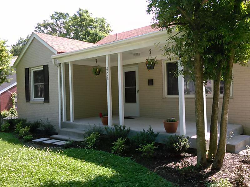 Cute 1940s home