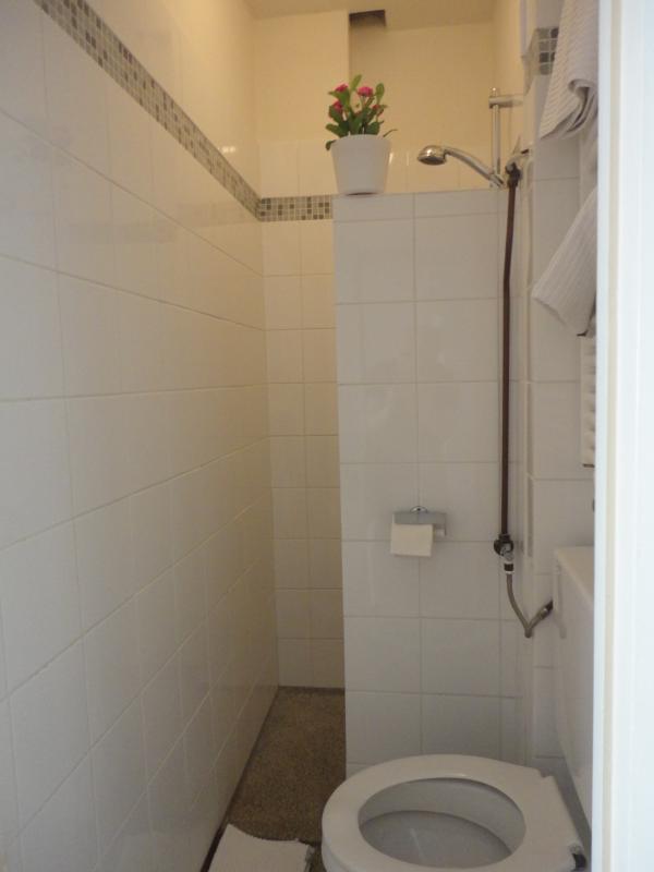 small amsterdam style bathroom