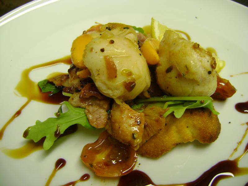 Sample of our Fab Food