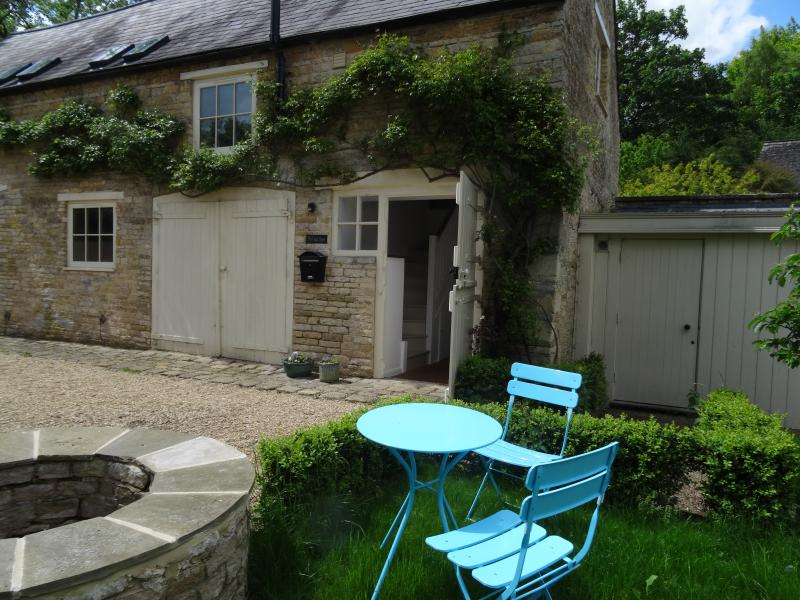 The Coach House at Wakerley Rectory,  Stamford, holiday rental in Uppingham