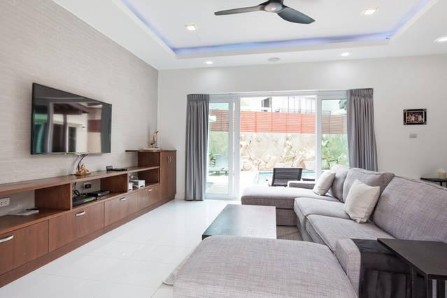 Luxury Villa in Paradise, alquiler de vacaciones en Kamala