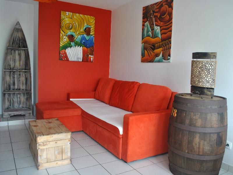 CoCoKreyol - Aruba ; 2 pieces, vacation rental in Trois-Ilets