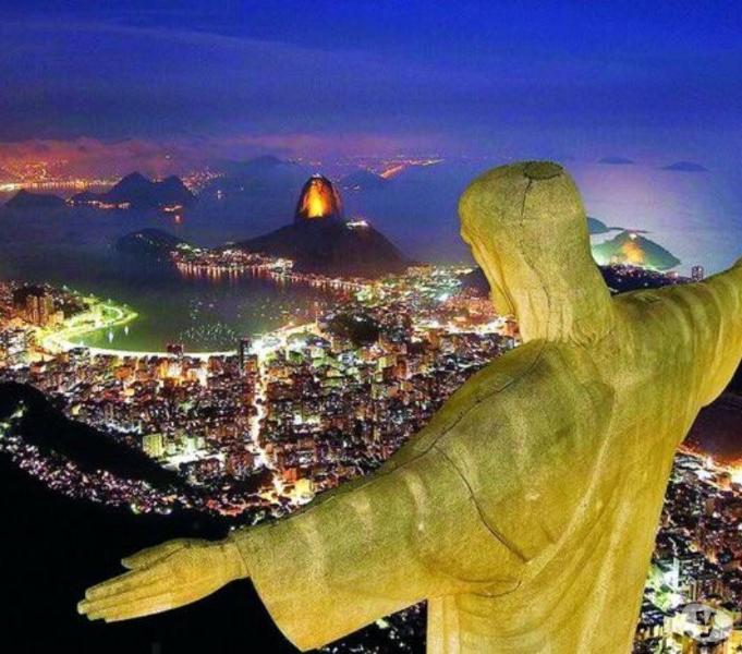 Rio de Janeiro Cidade maravilhosa