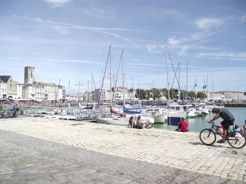 La Rochelle, one hour drive from Lakeside Gites