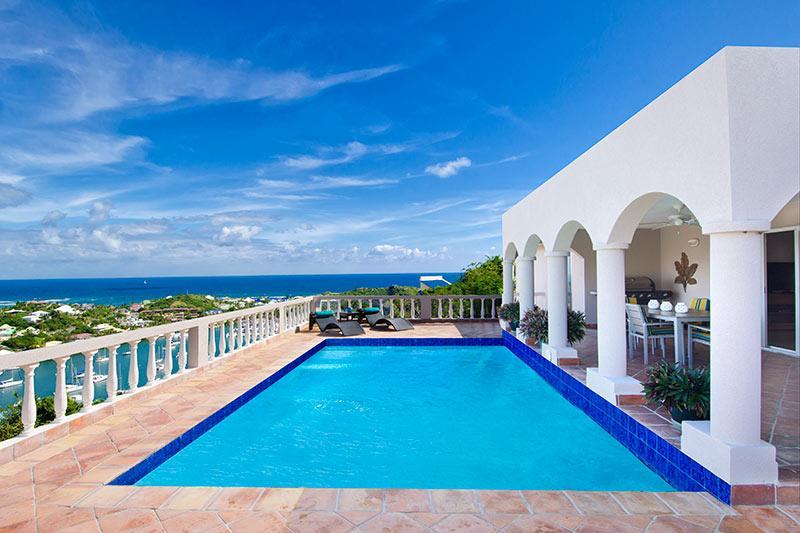 Arcadia, Oyster Pond, St. Maarten