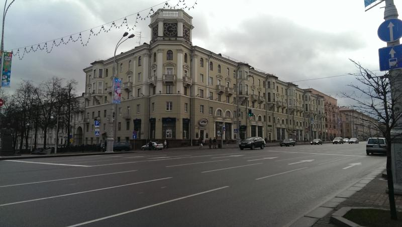 appearance of the facade