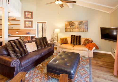 Sherwin Villas #14 - Living room seating