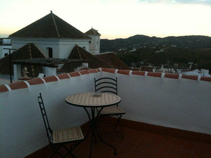 CASA LA CAÍDA, vacation rental in Frigiliana