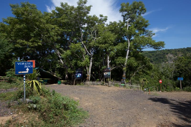 Road to Virgen Beach