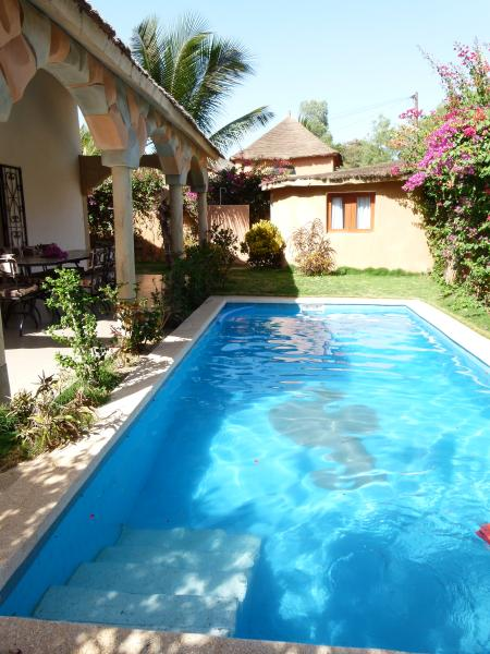 Villa  Dallie, vacation rental in Thies Region
