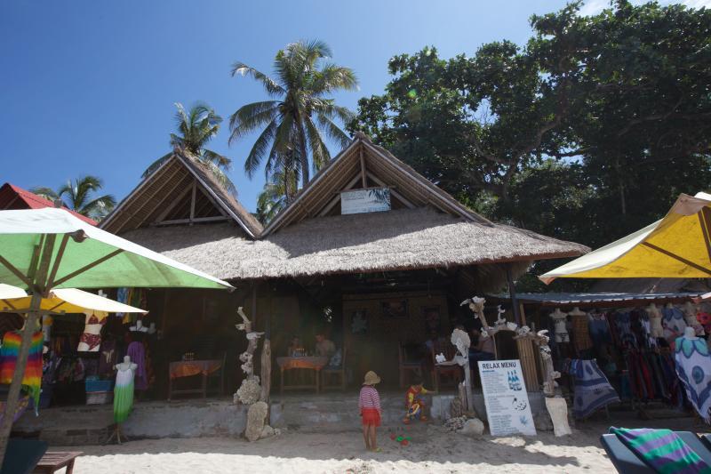 Virgin Beach Cafe Restaurant Relax
