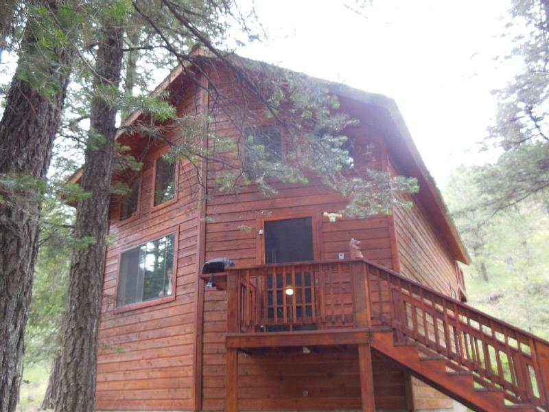 Casa Angeles nature retreat on Cedar Creek in Lincoln National Forest