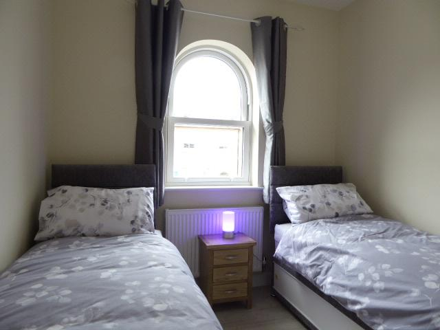 Smaller bedroom is still very spacious
