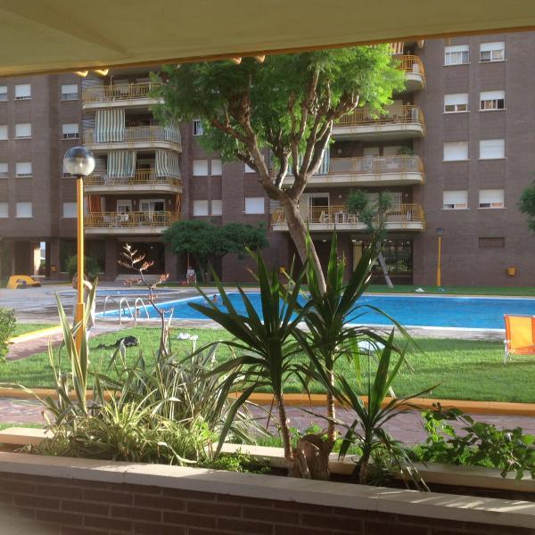 RESIDENCIA FAMILIAR BENIPAL  A 350 M PLAYA -3 HABITACIONES TERRAZA 36m2, vacation rental in Benicasim