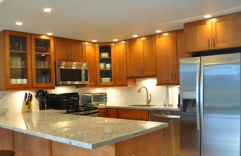Granite Counters and All Stainless Steel Appliances