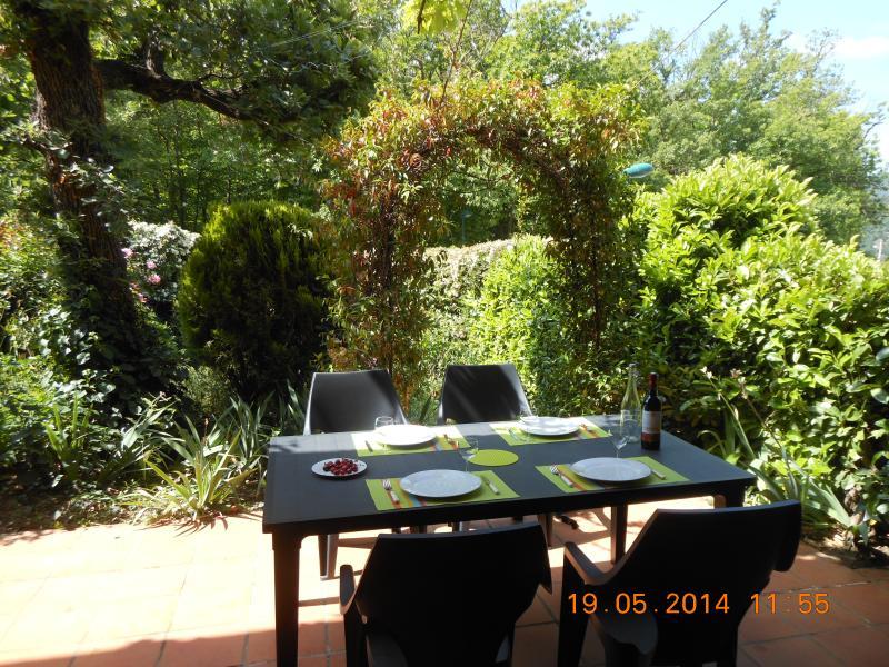 agréable maison labélisée  3 étoiles, holiday rental in Fuilla