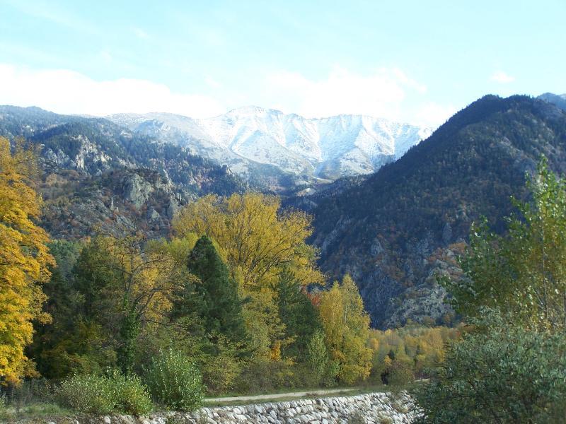vue du Canigou