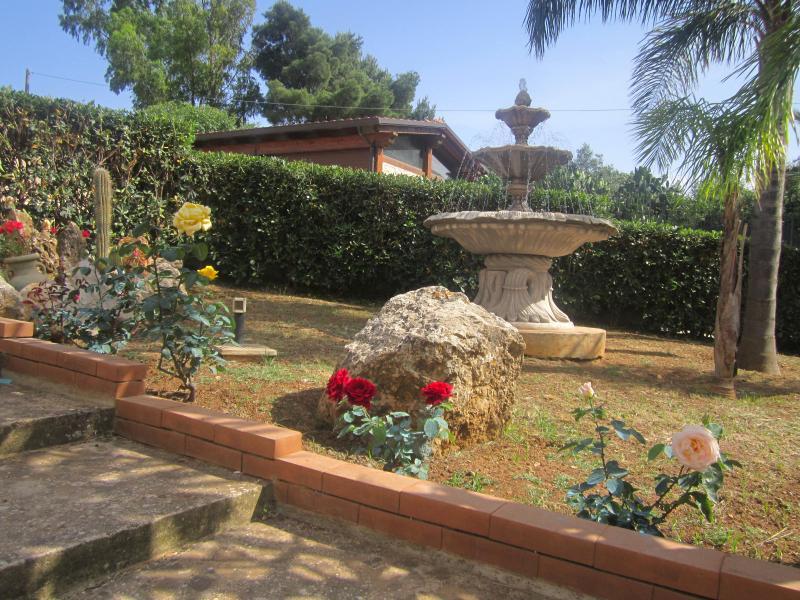 Villa La Fontana, holiday rental in Vita