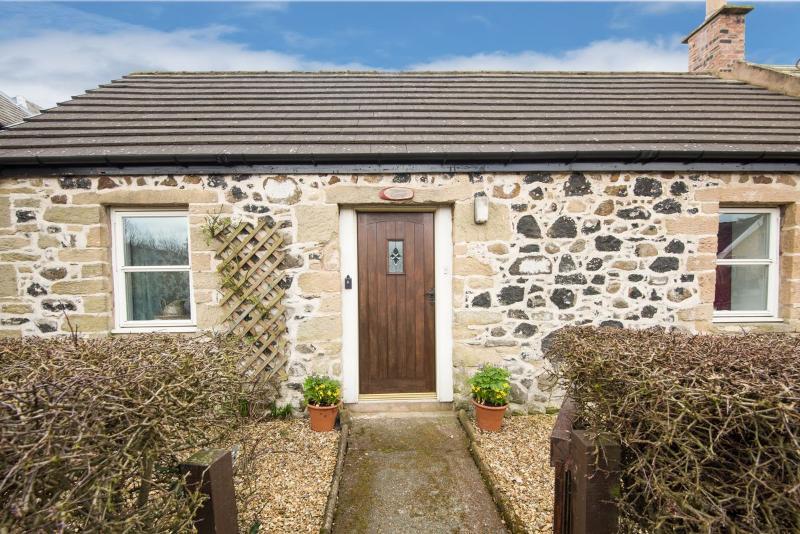 Newton Cottage front