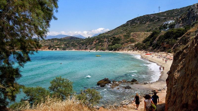 Chrisambelos - 'Thalassa', holiday rental in Prina