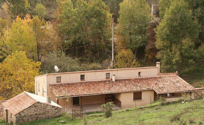 Gîtes de Cricheto, holiday rental in Communaute de Communes de la Vallee du Prunelli