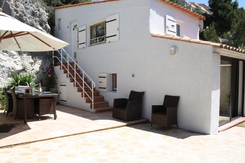 La Maisonnette de la Plage du Rouet, holiday rental in Carry-le-Rouet