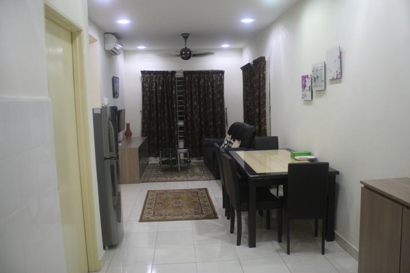 Feezal Vacation Apartments Damansara, Ferienwohnung in Kuala Lumpur