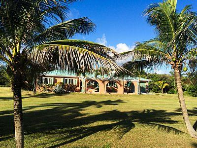 Coral Reef Beach House St Croix, vacation rental in St. Croix