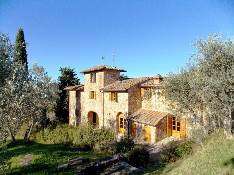 Villa il Poggio, vacation rental in San Casciano in Val di Pesa