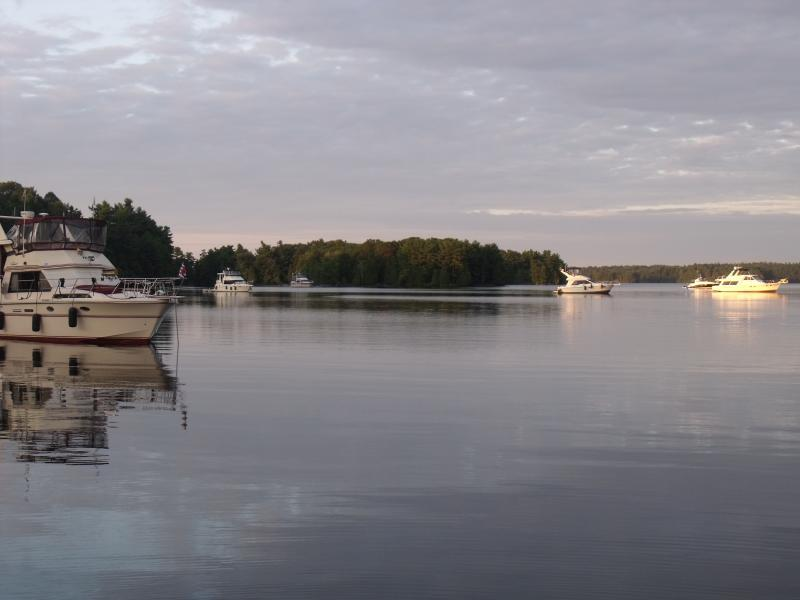 Mouillage Baie Morton