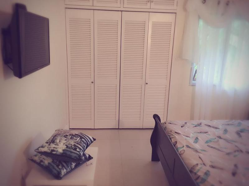 Second Bedroom with Flat Screen TV