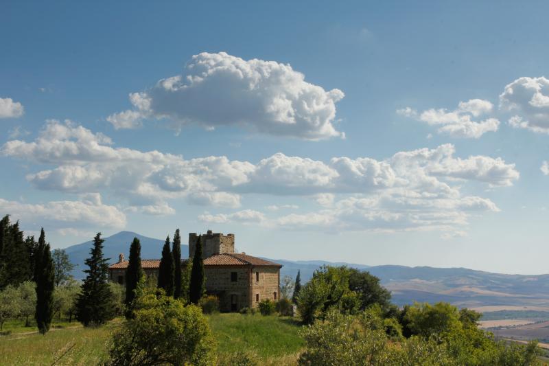 Beautiful Villa in Val d'Orcia, vacation rental in Monticchiello