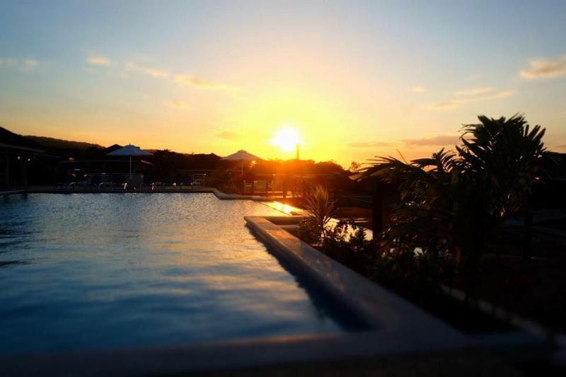 2nd Pool Sunset :)