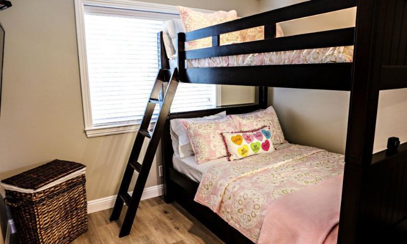 Bedroom #3 Full over Full Bedroom