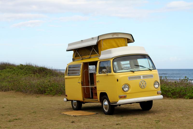 09f9fe4932 Old School surf camper van Has Housekeeping Included - UPDATED 2019 -  TripAdvisor - Haleiwa Vacation Rental