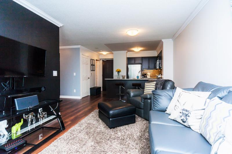 PRIME LOCATION CITY VIEW Condo, holiday rental in Toronto