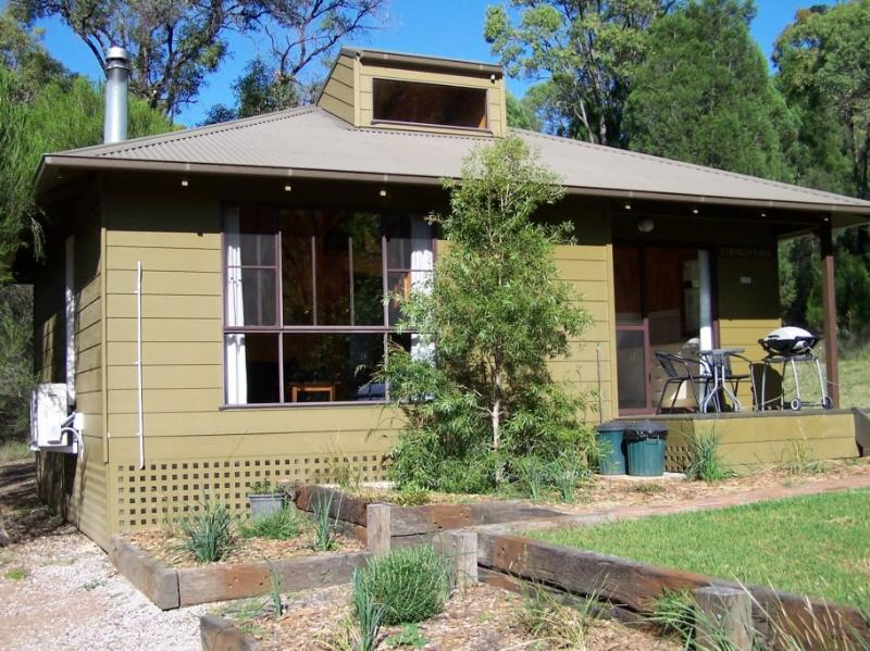 Stringybark cottage